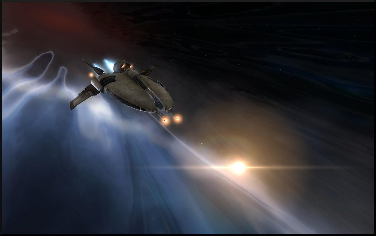 EVE Online (PC) 0_11082009034822Amarr_Shuttle