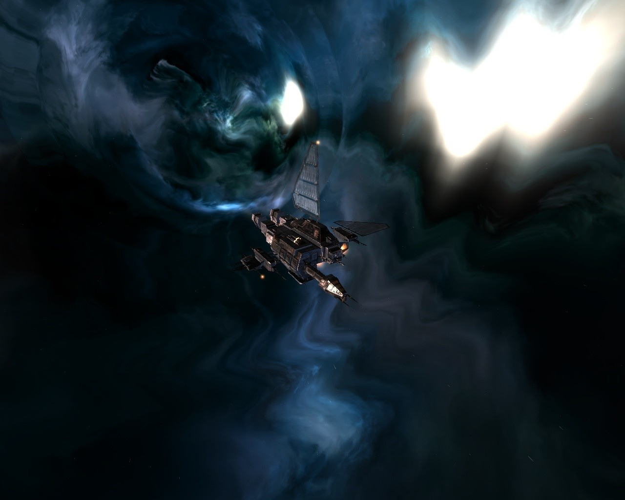 EVE Online (PC) 0_probe_front_wormhole