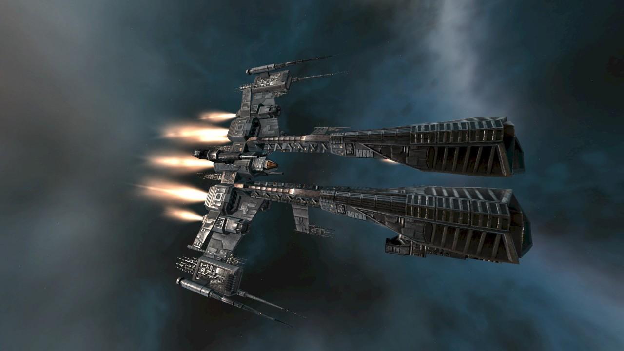 EVE Online (PC) 0_rifter_in_flight_1