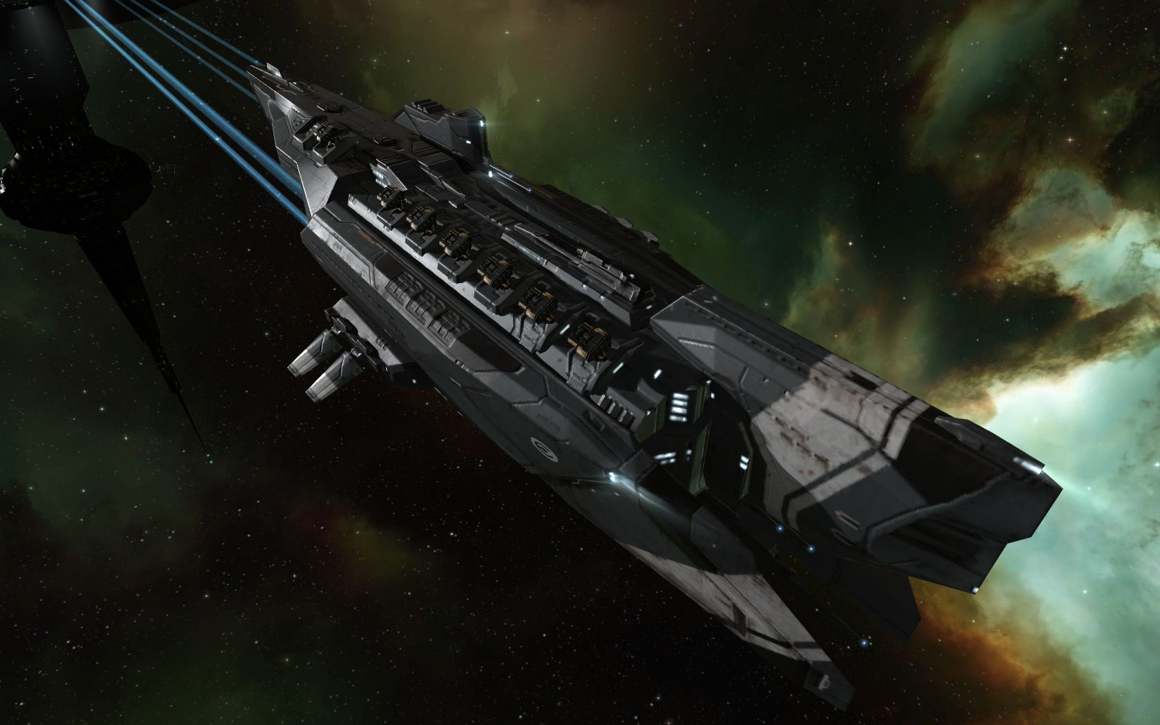 Corax - Caldari State Destroyer screenshot, image