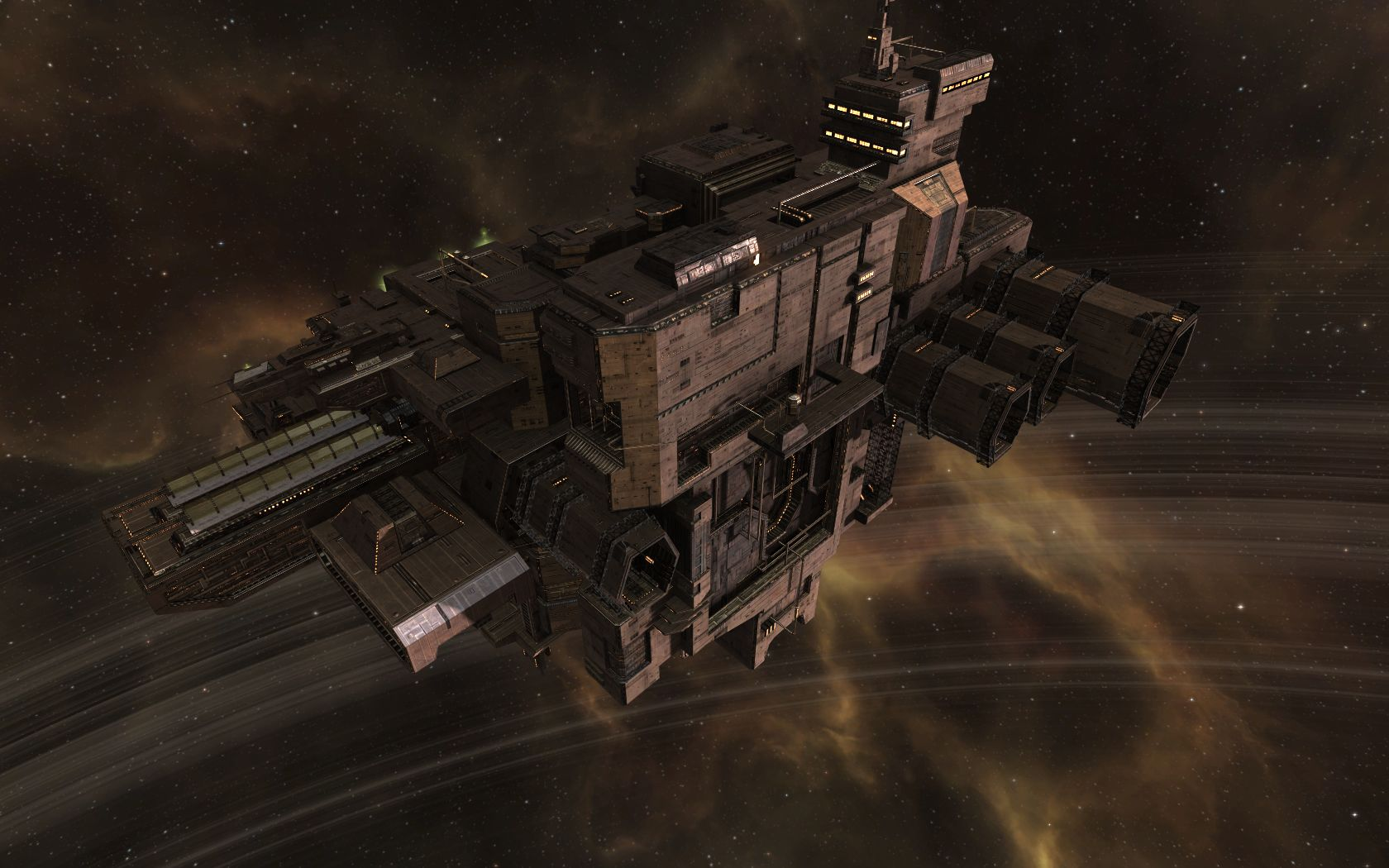 eve online how to build a station