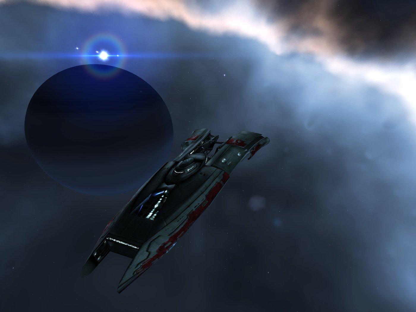 EVE Online (PC) Amarr-recon-ships-pilgrim-1