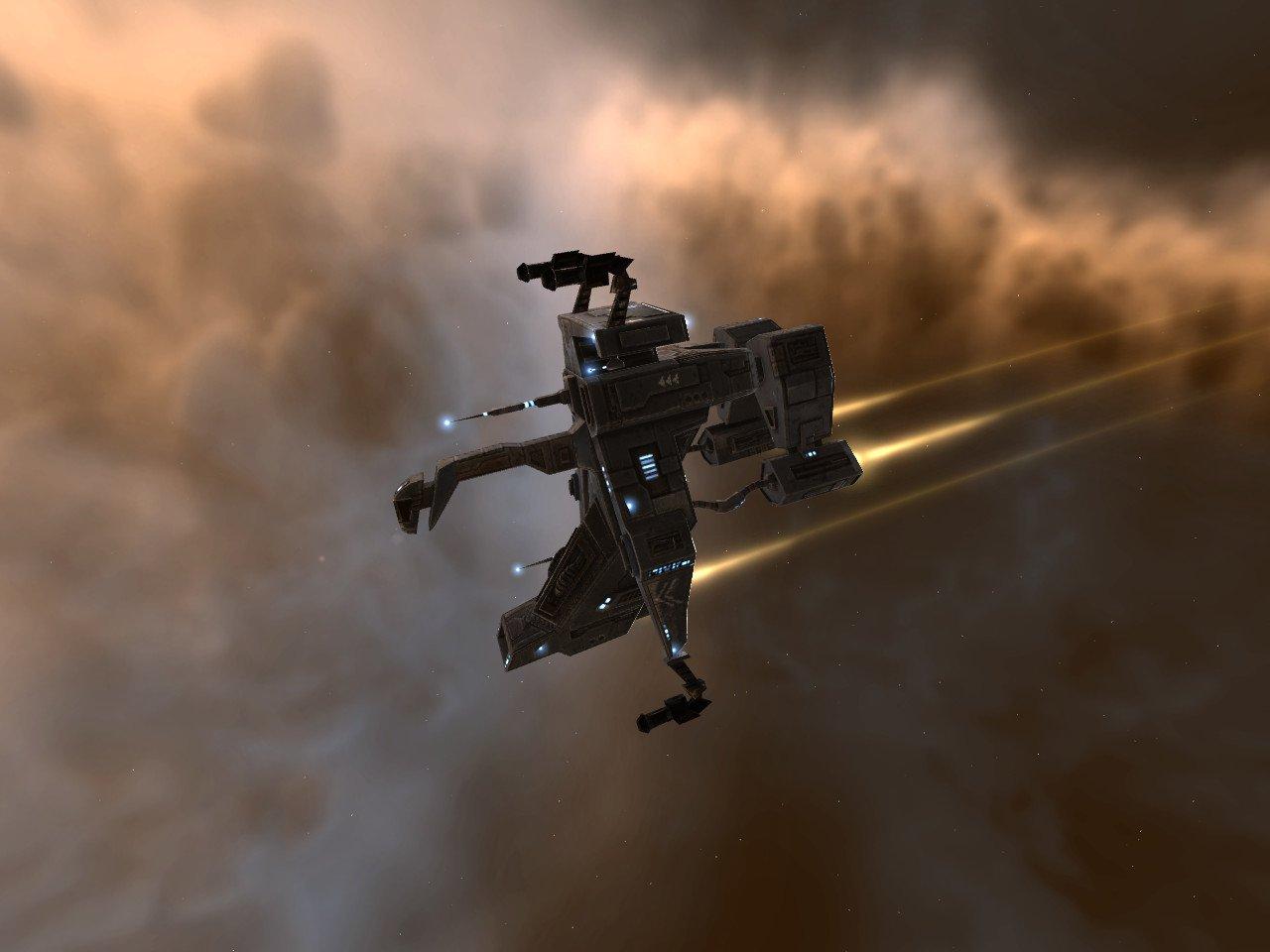 EVE Online (PC) Caldari-bantam-1