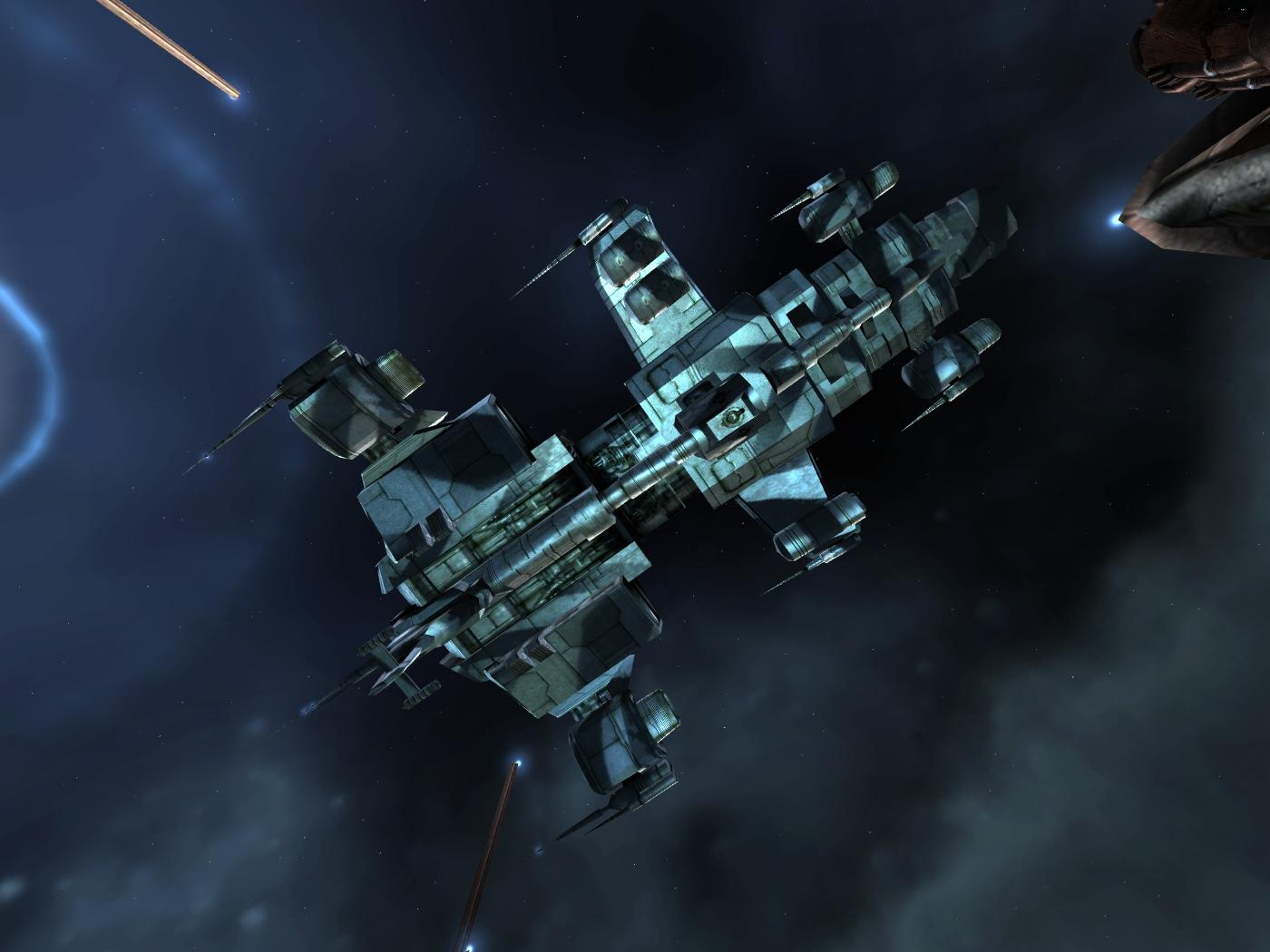 EVE Online (PC) Caldari-command-ship-vulture-1