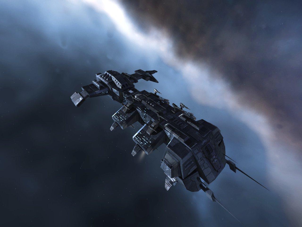 EVE Online (PC) Caldari-cormorant-1
