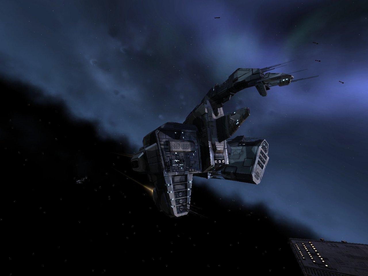EVE Online (PC) Caldari-eagle-2