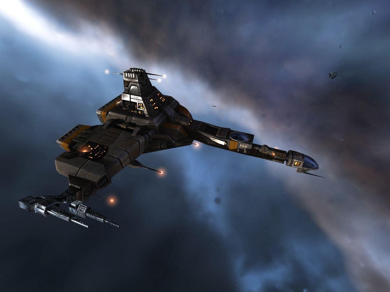 EVE Online (PC) Caldari-raptor-1