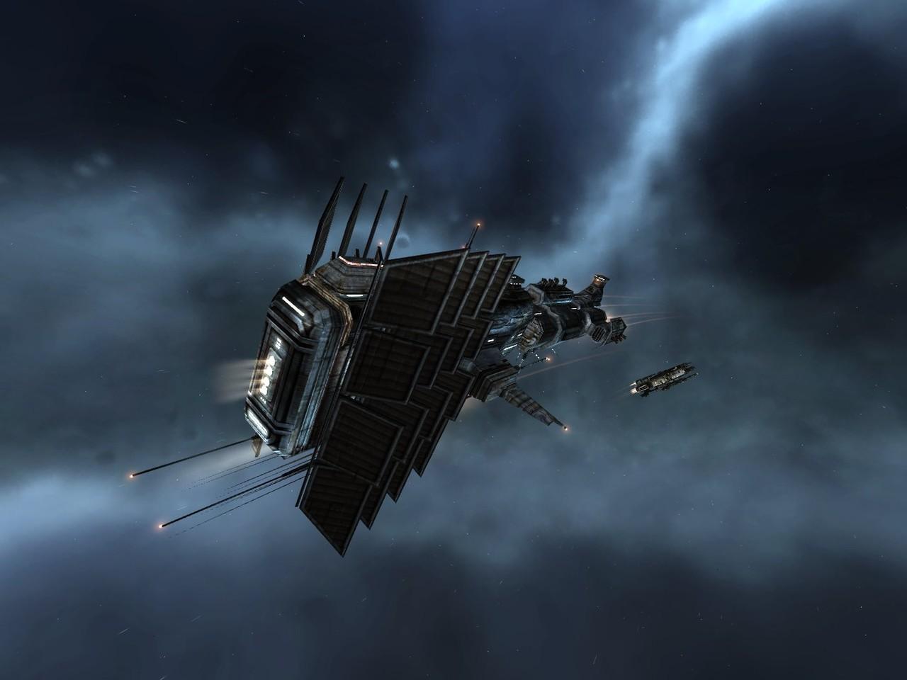 EVE Online (PC) Minmatar-command-ship-sleipnir-1