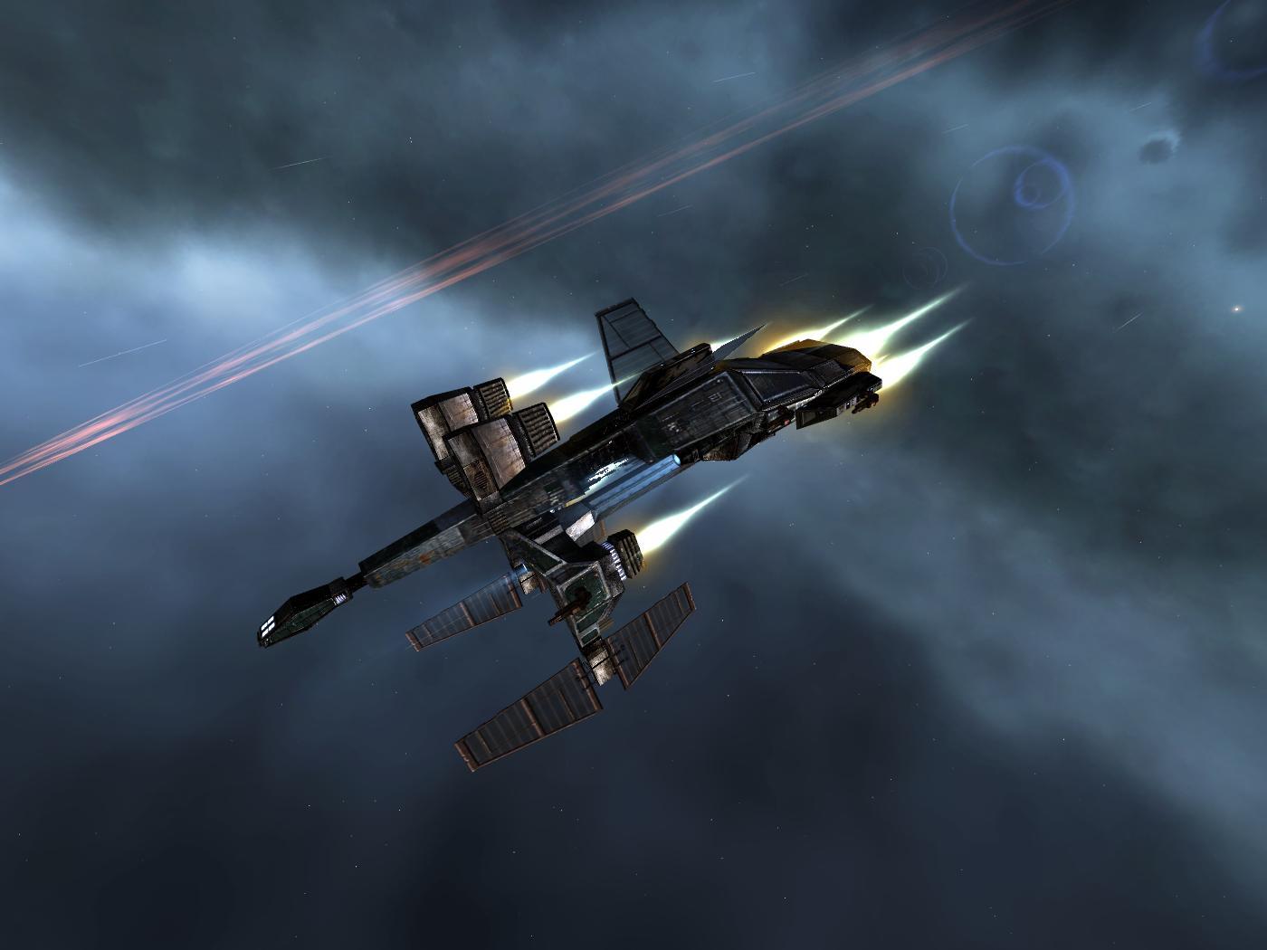 EVE Online (PC) Minmatar-recon-rapier-2